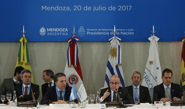 Ultimátum del Mercosur