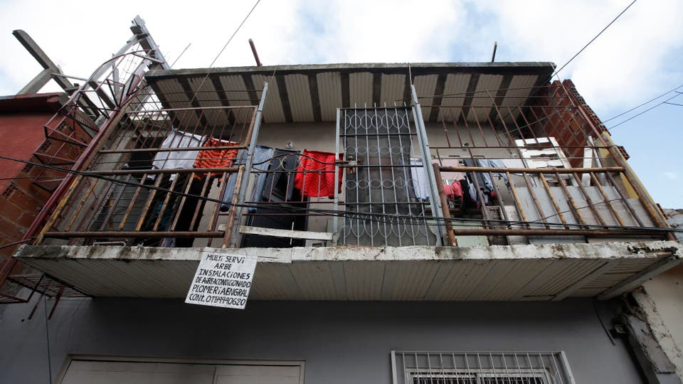 La mayoría de sus habitantes tienen menos de 30 años. Foto: LA NACION / Emiliano Lasalvia
