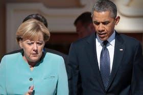 Hollande y Merkel, los dos motores de la UE, están enfrentados por el plan de EE.UU.