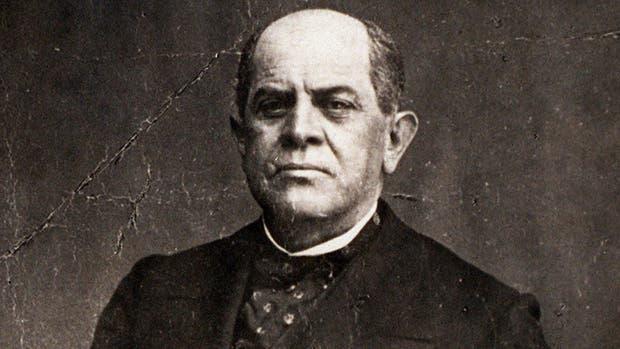 Una imagen de Domingo Faustino Sarmiento