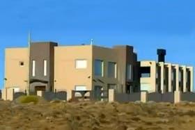 La casa de Fabián Gutierrez