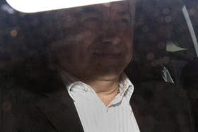 La semana pasada, Lázaro Báez pasó por los tribunales argentinos