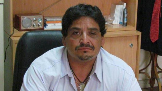 Humberto Monteros, Uocra Bahía Blanca