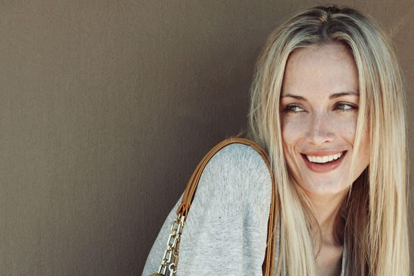 Reeva Steenkamp, la modelo que murió. Foto: AP
