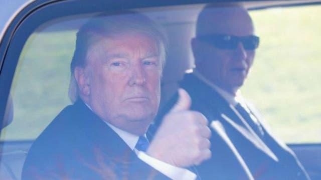 Donald Trump ya se siente como el ganador de la carrera republicana tras el abandono de Ted Cruz