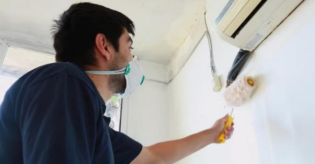 Se trata de una pintura con propiedades bactericidas que garantiza la inhibición de formación de colonias de bacterias en toda la superficie pintada