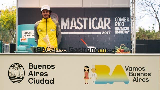 Feria Masticar 2017.