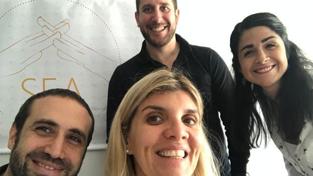 El equipo detrás de Signalo, la aplicación de lenguaje de señas para sordos