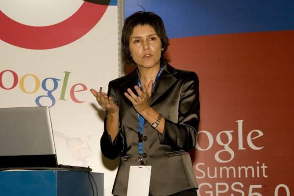 Adriana Noreña, directora de Google Hipanoamérica Fuente: Google