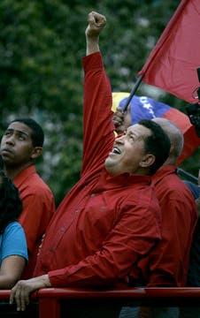 Campaña por el Sí a la enmienda constitucional sobre la reelección indefinida que se votó en febrero de 2009. Foto: Archivo