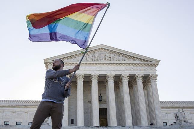 EE.UU legalizó el matrimonio homosexual. Que opinas?