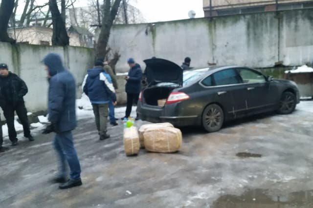 El otro detenido en Buenos Aires también es de origen ruso y habría tenido a su cargo el armado de las maletas con la cocaína y la logística