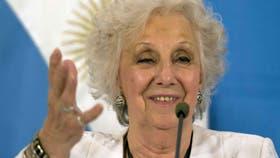 Carlotto no quiere a Obama en la ex Esma