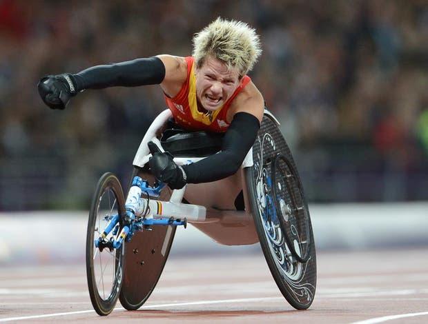Deportista paralímpica quiere pedir la eutanasia tras Río 2016 — Por una enfermedad