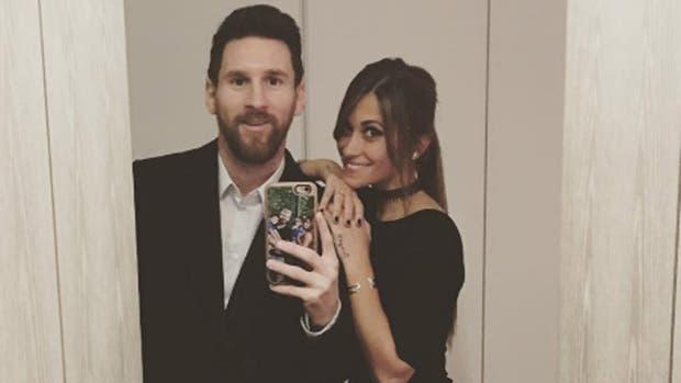 Antonella y Lionel, más cerca de la fecha de boda