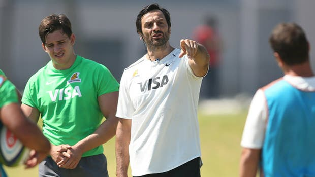 Raúl Pérez, entrenador de Jaguares