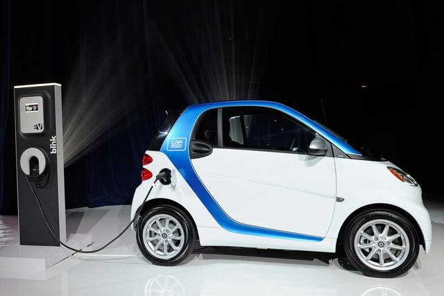 El desarrollo de una microbatería potente y de rápida recarga podría impulsar la industria de los autos eléctricos
