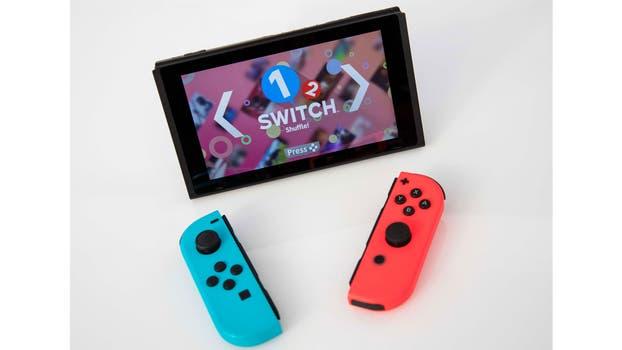 Los videojuegos que marcarán el 2017 — Nintendo Switch