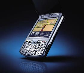iPAQ hw6900 Mobile Messenger