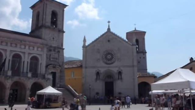 La basílica de San Benito