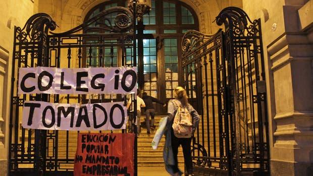 Abuso sexual en la toma del Buenos Aires