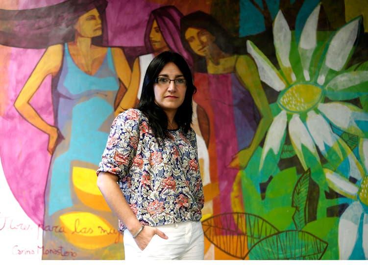 Yanina Basílico, titular de Comité Ejecutivo para la Lucha contra la Trata