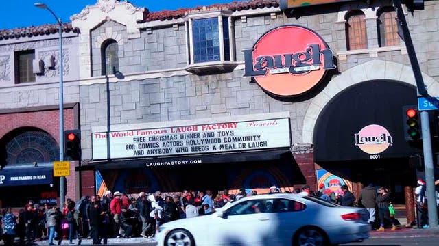 The Laugh Factory, un clásico para no perderse en Los Ángeles