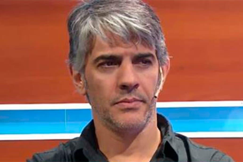Pablo Echarri defendió su vínculo con Juan Darthés