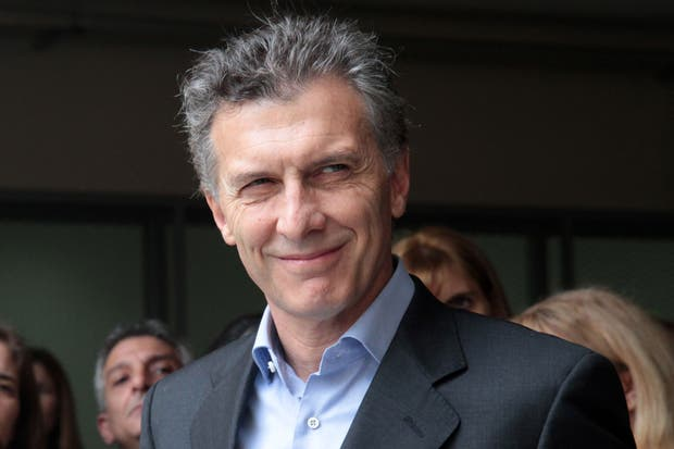 A Macri le encanta que lo llamen Mugricio