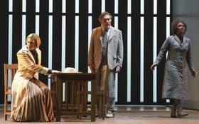 La ópera de Strasnoy, con una hiperrealista puesta de Matthew Jocelyn