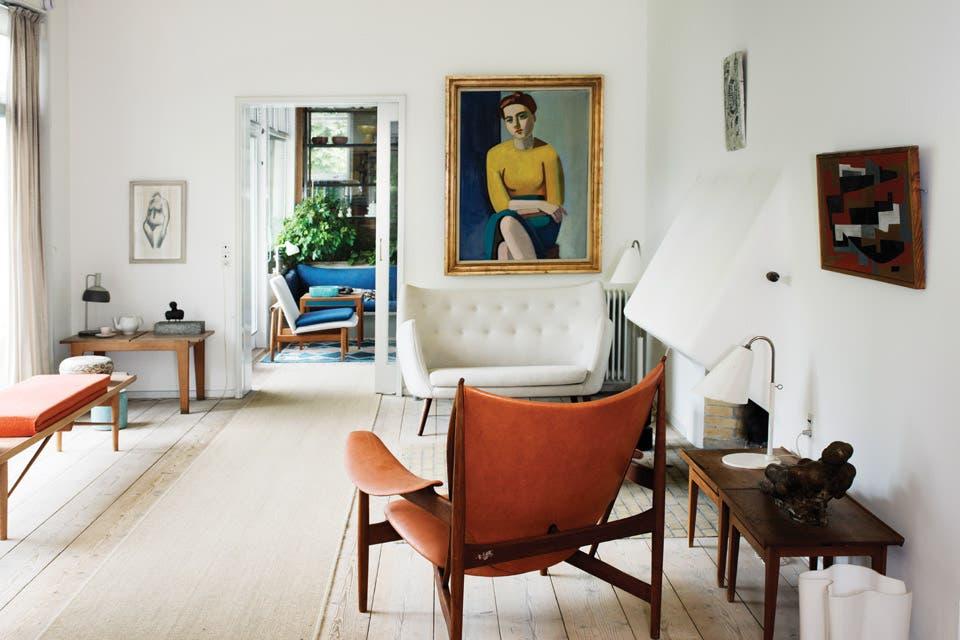 Diseño escandinavo: meca modernista