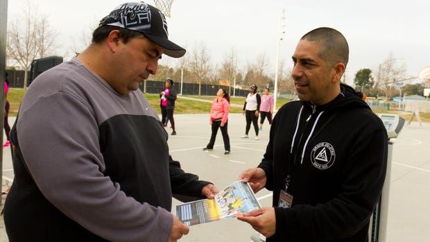 El programa Cash for Chunkers busca motivar a la comunidad a cuidar su salud