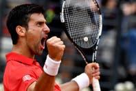 Novak Djokovic venció a Rafael Nadal y avanzó a las semifinales del Masters 1000 de Roma