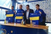 Boca presentó a sus refuerzos y Daniel Angelici mencionó los otros puestos en los que buscan jugadores