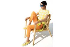 Es tendencia: moda en colores cítricos