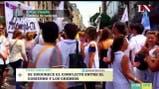 Informe sobre el enfrentamiento del Gobierno VS Gremios