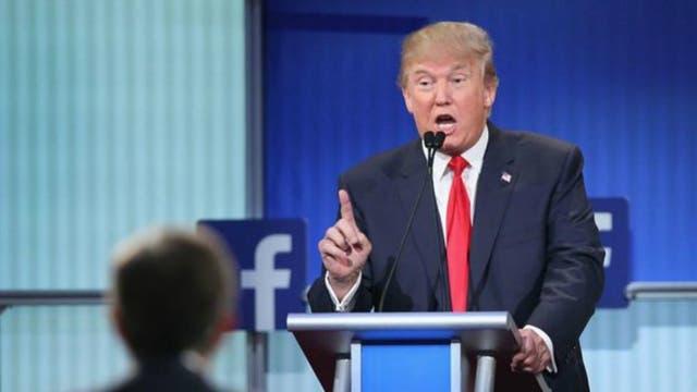 Donald Trump prometió que endurecería los sistemas de entrada a Estados Unidos