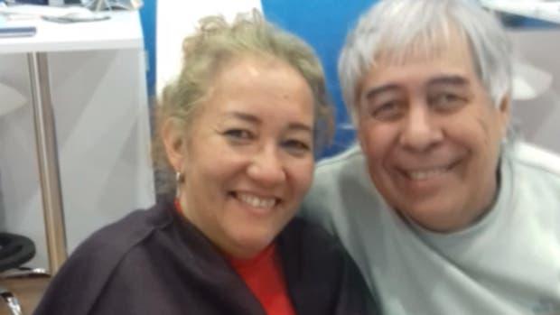 Desde Río Negro, un hombre se casó por videoconferencia con su novia que está en Colombia