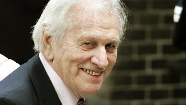 Jorge Zorreguieta tenía 89 años