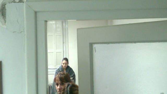 Silva está detenida y habló desde la cárcel