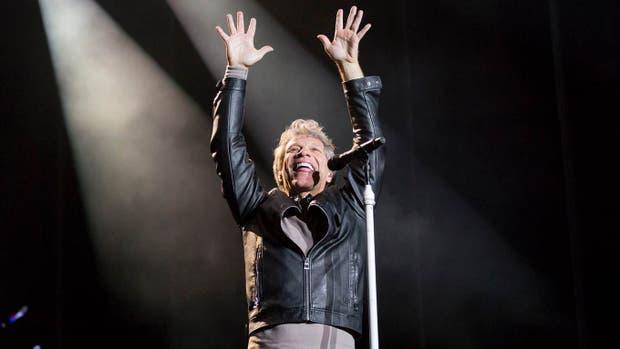 Bon Jovi ingresó al Salón de la Fama del Rock and Roll