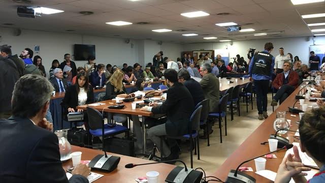 Diputados de todos los bloques participaron del plenario de comisiones que dio dictamen a la prórroga de la Ley de Tierras Indígenas