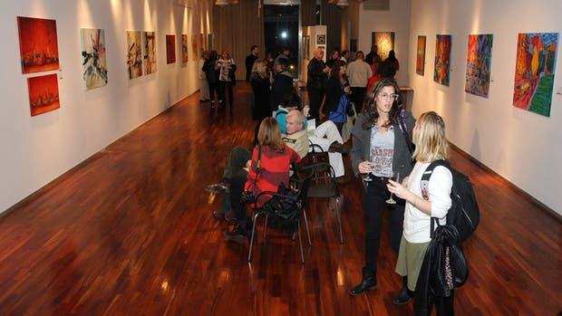 Gallery Nights, una noche para disfrutar el Arte y la Ciudad