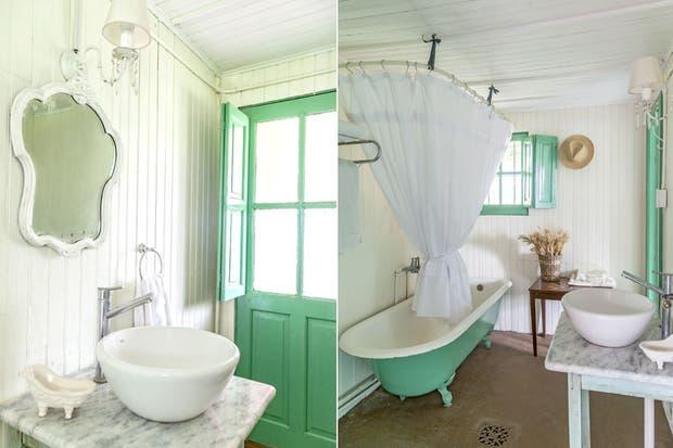 Bachas Para Baño Pintadas: pintada, el nuevo mueble de baño con la bacha circular y las