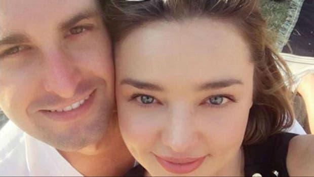 Miranda Kerr se casa con Evan Spiegel