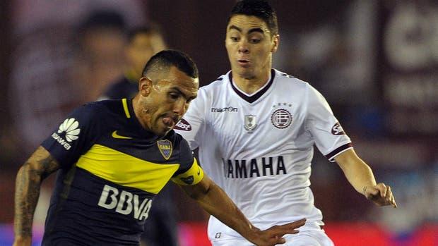 Carlos Tevez y Miguel Almirón vuelven a ser titulares en Boca y Lanús, respectivamente