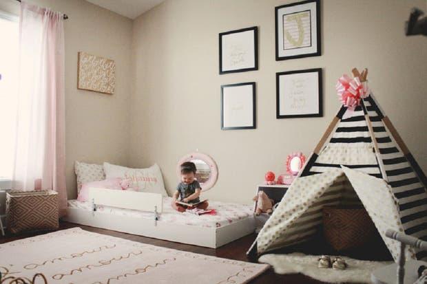 Cuartos montessori crianza en tribu revista ohlal for Cuartos montessori para ninas