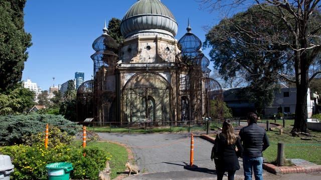 Los edificios históricos dentro del predio serán refaccionados y recuperados