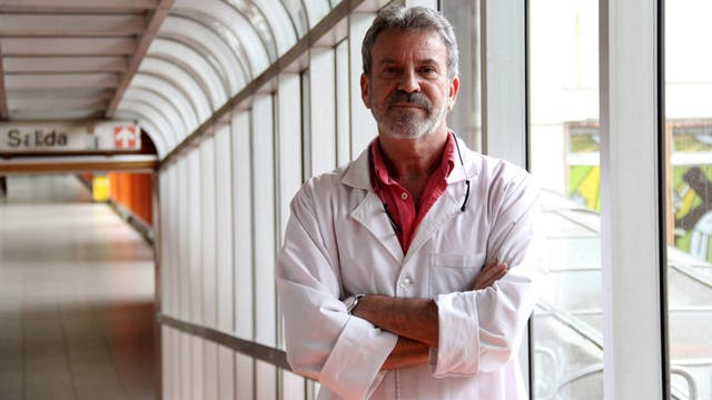 Dr. Eduardo Silvestre, Divulgador Científico de Medihome y Médico Pediatra del Garrahan
