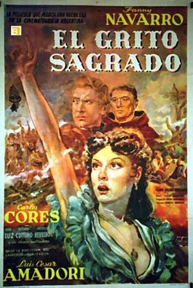El grito sagrado (1954), de Julio César Amadori